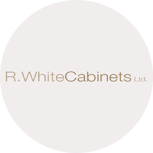 R White Cabinets
